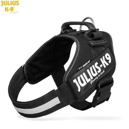 Julius-K9 IDC Powerharness Black Size: 2