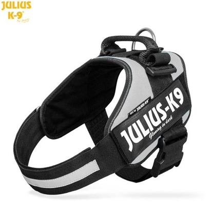Julius-K9 IDC Powerharness Silver Size: 4