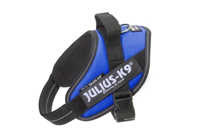 Julius-K9 IDC Powerharness Blue Size: Mini-Mini