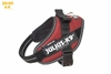 Julius-K9 IDC Powerharness Red-Brown Size: Mini-Mini