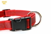 Julius-K9 Color & Gray Collar - Red, 20mm