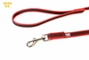 Julius-K9 Color & Gray Leash - Red