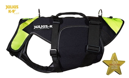 Julius-K9 IDC Multifunctional Dog Vest 3 in 1